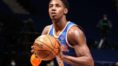 Knicks' RJ Barrett has made big improvement at free-throw line