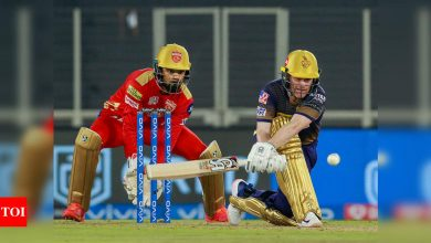 Kolkata Knight Riders:  IPL: Hopefully it's the start of something for us, says Eoin Morgan after KKR's win | Cricket News - Times of India