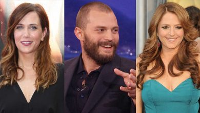 Kristen Wiig, Annie Mumolo & Jamie Dornan Open Up On The Hard Time They Faced While Parenting During Lockdown