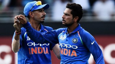 Kuldeep Yadav and Yuzvendra Chahal demoted in BCCI contracts list