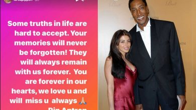 Larsa Pippen honors the late Antron Pippen in emotional Instagram post