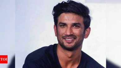 Late Sushant Singh Rajput gets featured in Oscars' 'In Memoriam' gallery; brother-in-law Vishal responds - Times of India