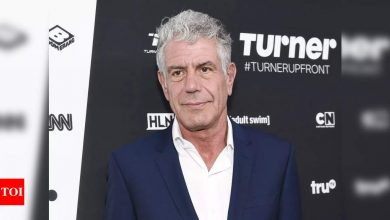 Late chef-author Anthony Bourdain's new travel guide published - Times of India