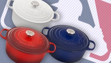Le Creuset releases trendy Major League Baseball collaboration