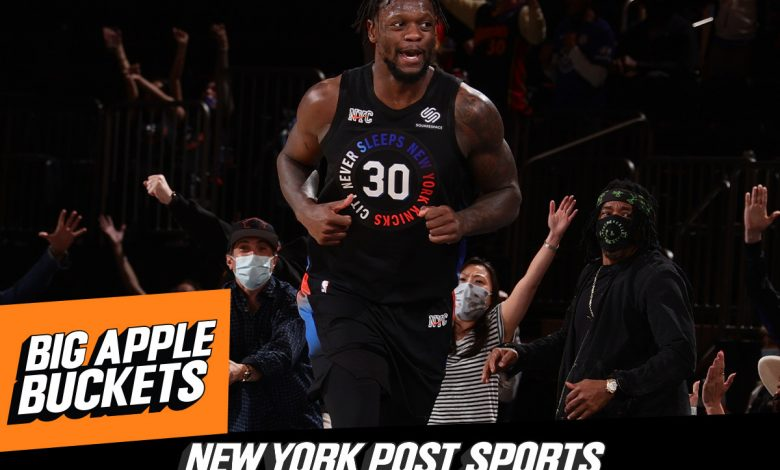 Knicks podcast Big Apple Buckets