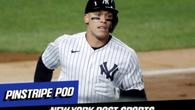 Listen to Episode 42 of 'Pinstripe Pod': Another Mysterious Aaron Judge Injury