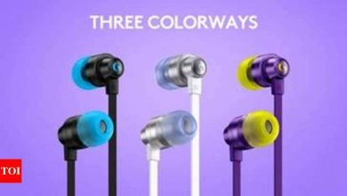 Logitech launches G333 gaming earphones at Rs 4,995 - Times of India