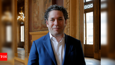 Los Angeles Philharmonic's Dudamel to become music director of Paris Opera - Times of India