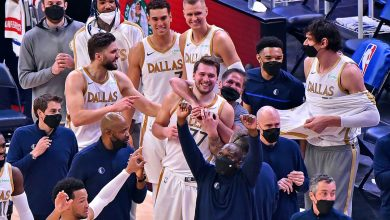 Luca Doncic's 3-pointer at buzzer leads Mavericks past Grizzlies