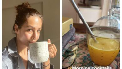 Malaika Arora's 'Morning Cocktail' is the best immunity booster  | The Times of India