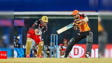 Manish Pandey won't be happy with himself: VVS Laxman | Cricket News - Times of India