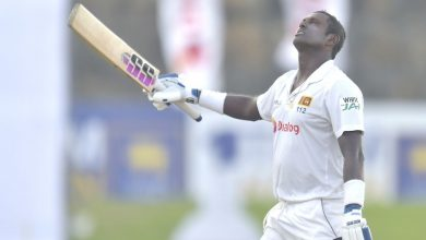 Mathews, uncapped Jayawickrama, Madushanka in SL squad for Bangladesh Tests