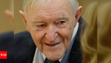 Medal of Honor recipient Charles Coolidge dies - Times of India