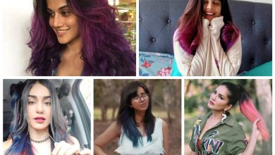 Megha Akash to Adah Sharma: Celebrities who have dyed their hair in bright colours  | The Times of India
