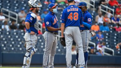Mets' wait to play is so very 'weird'