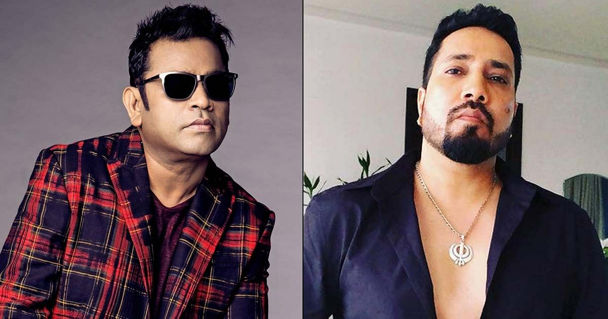 When Mika made a blunder in front of AR Rahman