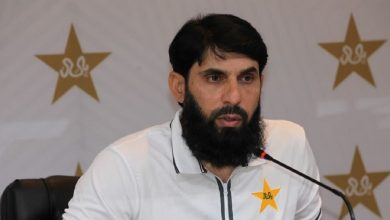 Misbah-ul-Haq praises Pakistan's top order, but wants more from rest of batting