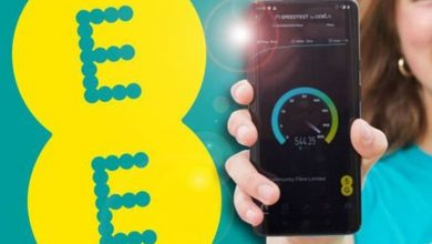More EE customers offered download speeds that will beat using their broadband