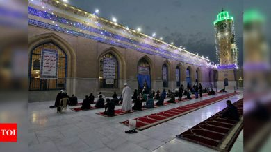 Muslims navigate restrictions in the second pandemic Ramzan - Times of India