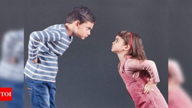 """""""My son and daughter are always fighting. How can I manage it?"""" - Times of India"""