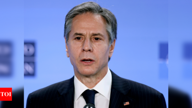 NATO forces to leave Afghanistan together, US says - Times of India