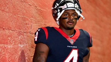 NFL reporter loses job after comparing Deshaun Watson's accusers to 'terrorists'