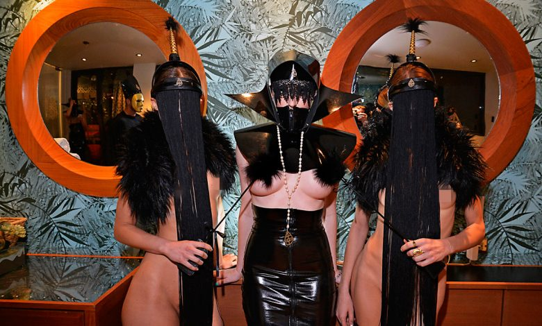 NYC's elite sex club SNCTM to reopen with wild orgy masquerade