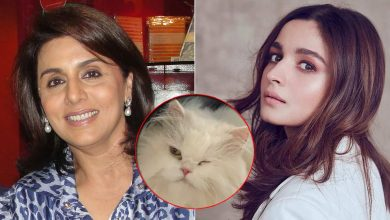 Neetu Kapoor Is The New Cat-Mom As She