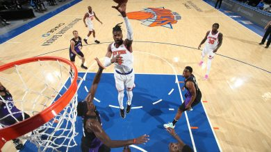 Nerlens Noel 'did a little bit of everything' in key Knicks win
