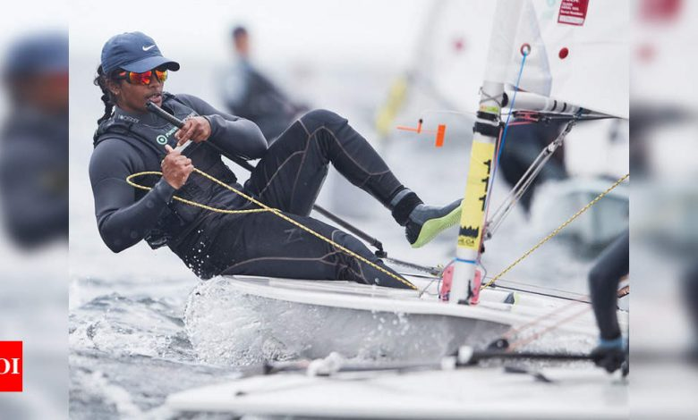 Nethra Kumanan becomes first Indian woman sailor to qualify for Olympics | Tokyo Olympics News - Times of India