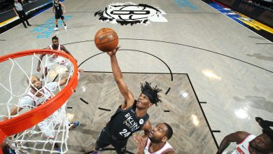 Nets have tough decision to make on intriguing Alize Johnson's future