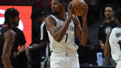 Nets may avoid the worst even with Kevin Durant ruled out