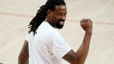 Nets not looking to buy out DeAndre Jordan even as role diminishes
