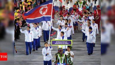 North Korea drops out of Tokyo Olympics citing COVID-19, dashing South Korea hopes | Tokyo Olympics News - Times of India