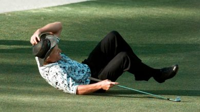 One of the Masters' most tragic figures holds his head high