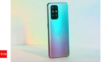 Oppo A95 5G launched in China with MediaTek Dimensity 800U processor - Times of India