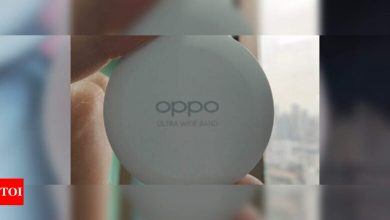 Oppo may be working on launching Apple AirTag rival - Times of India