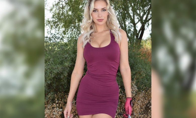 Paige Spiranac says she was put on a 'watch list' over golf meltdowns