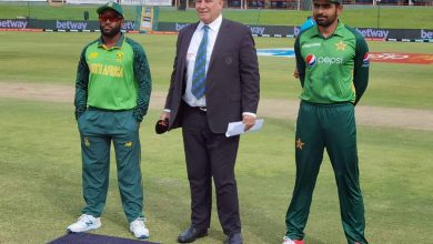 Pakistan 160/1 in 29.1 Overs | Live Cricket Score: South Africa vs Pakistan, 3rd ODI - The Times of India