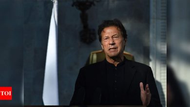 Pakistan PM Imran Khan battles fallout in France blasphemy row - Times of India