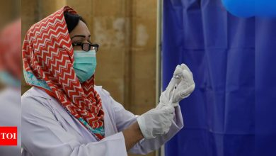 Pakistan extends Covid-19 restrictions till April 13 as infections surge - Times of India