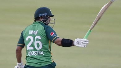 Pakistan overcome the panic: 'We thought we'd entertain people a little'