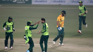 Pakistan's opportunity to repeat home T20I heroics against depleted South Africa