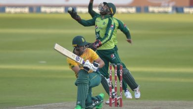 Patchy South Africa and Pakistan look to get a hand on the trophy with one game to go