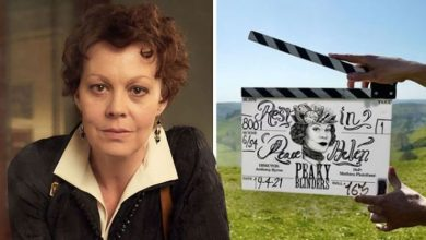 Peaky Blinders commemorates Helen McCrory with moving tribute on set of season six