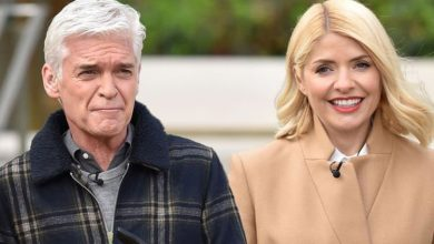 Philip Schofield throws support behind Holly Willoughby after move away from This Morning
