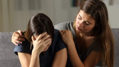 Physical symptoms of stress in kids    The Times of India