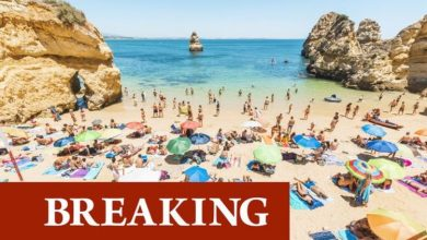 Portugal travel ban lifted: Britons will soon be able to fly to the country