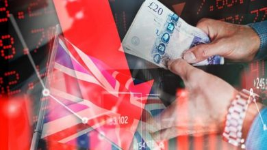 Pound to euro exchange rate: Sterling 'close to its lowest' in two months after tough week