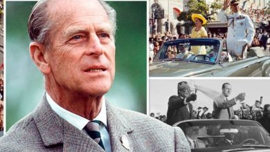 Prince Philip: His most memorable adventures across the globe - from Venice to Canada